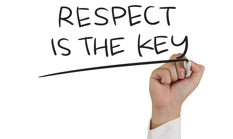 Game theory and the role of respect in the process of employee engagement