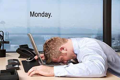 Dealerships that Use An Employee Communication Solution Don't Suffer from Monday Morning-itis